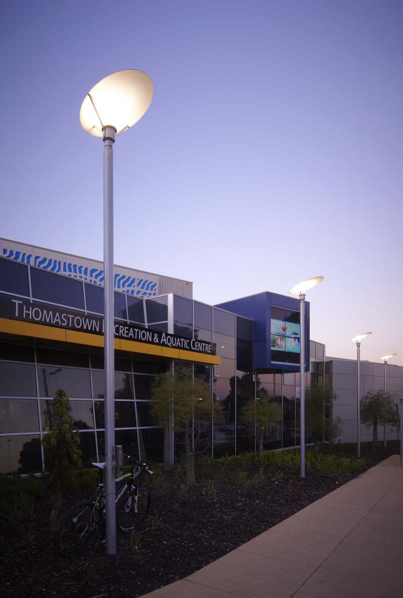 Thomastown Recreation Aquatic Center Australia Ligman