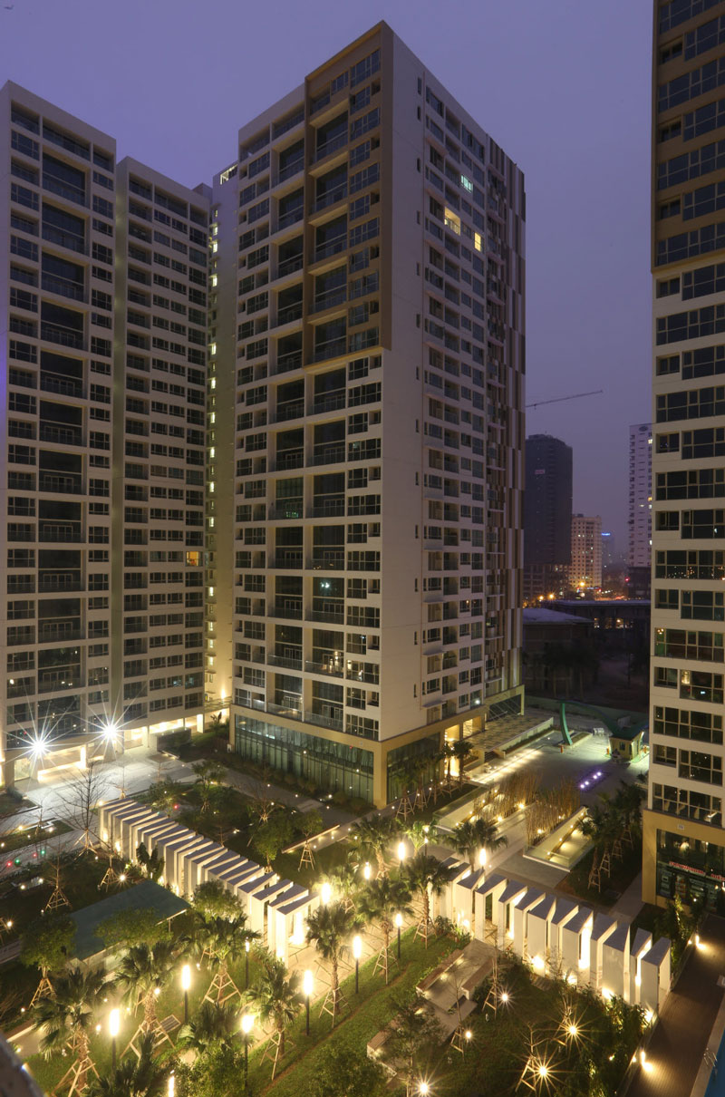Mandarin Garden Hotel - Vietnam - Ligman Lighting USA