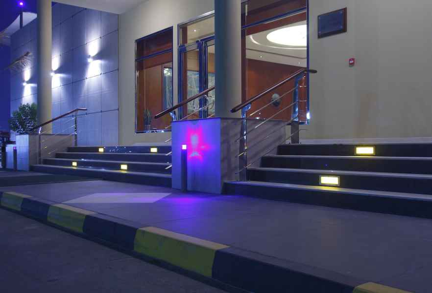Legend Recessed Step Light Ligman Lighting Usa Outdoor