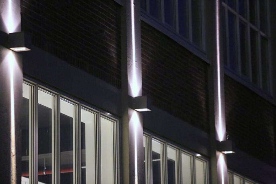 Matrix Wall Light Ligman Lighting Usa Outdoor