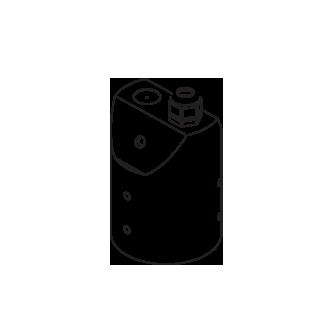 Single-lantern A50160-A50176