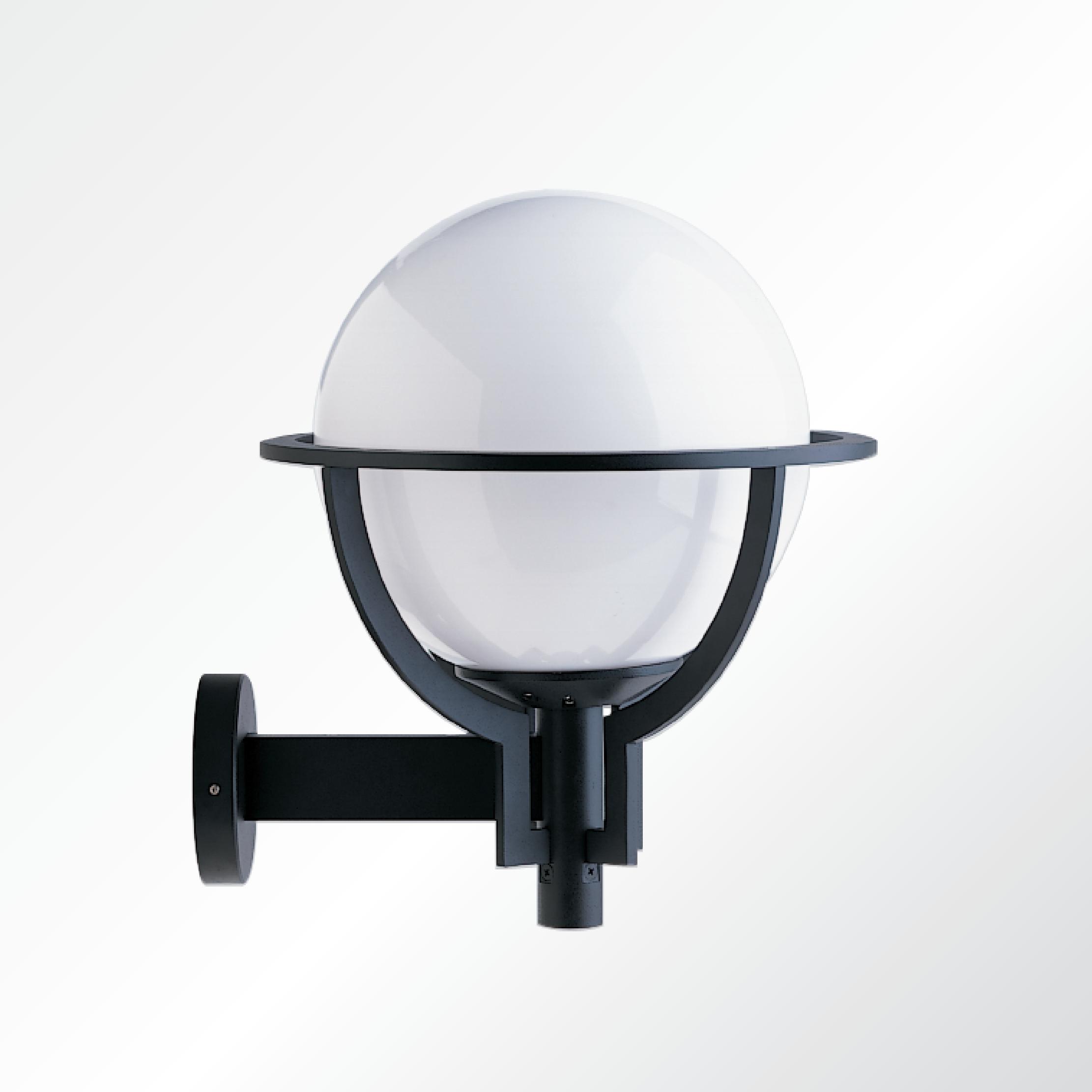 City 1 Wall Light Globe Dia 984