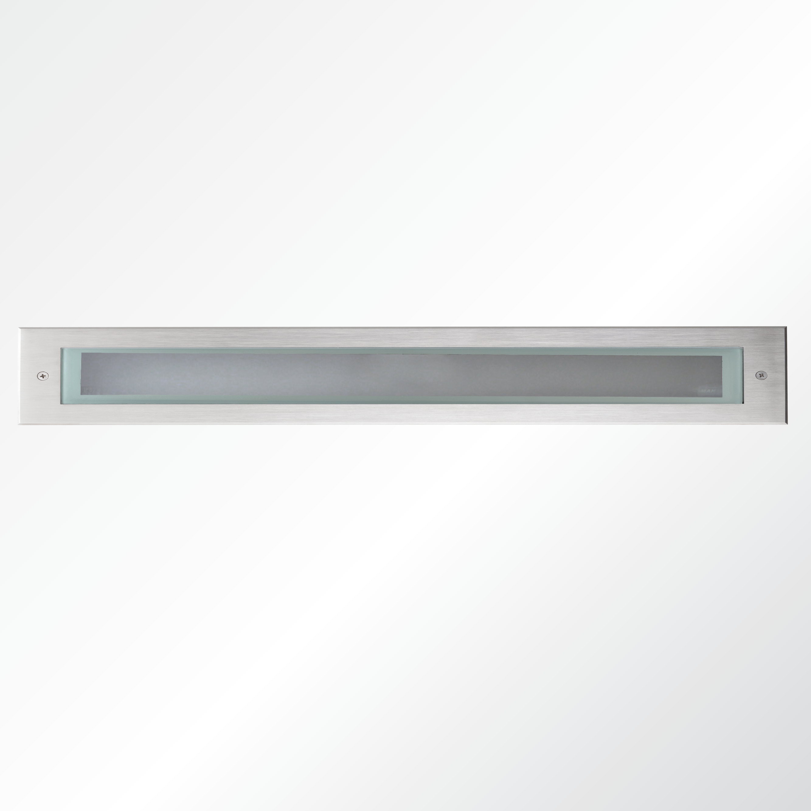 Recessed wall luminaires light linear recessed wall light led luminaire www Exterior linear led lighting