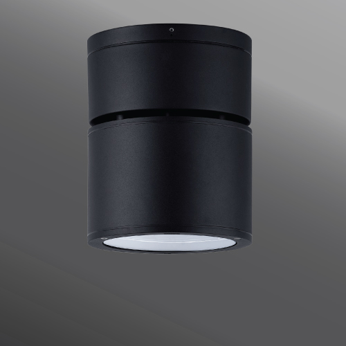 Click to view Ligman Lighting's  Ali surface exterior downlight round dia. 8.85 (model UAL-8036X).