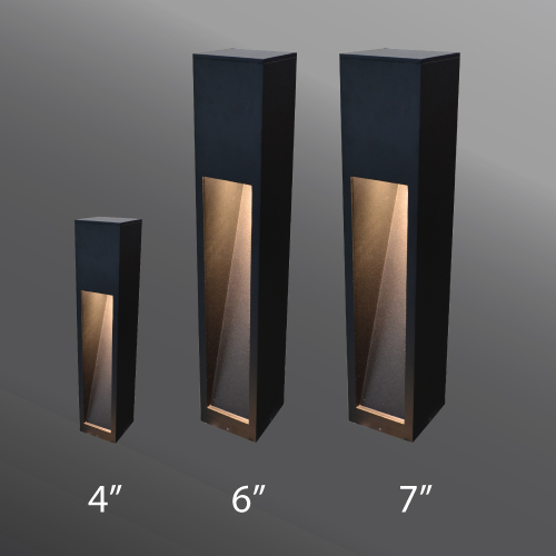 bollards garden pillar lights lbx bollard www