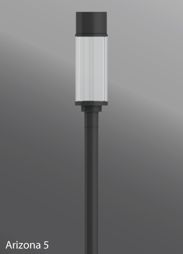 Ligman Lighting's Arizona Post Top (model UAR-210XX).