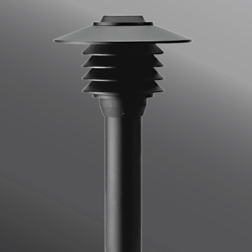 Click to view Ligman Lighting's  Romeo Bollard (model URM-100XX).