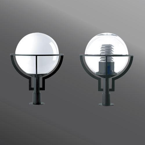 Click to view Ligman Lighting's  City pillar light (model UCT-70XXX).