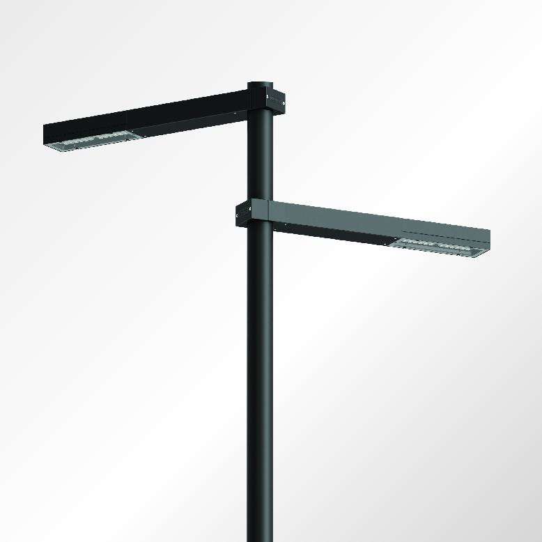 Outdoor lighting light linear denver Exterior linear led lighting