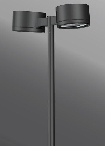 Ligman Lighting's Mar Streetlight, IDA: Horizontal non-adjustable (model UMA-97XXX, UMA-970XX).