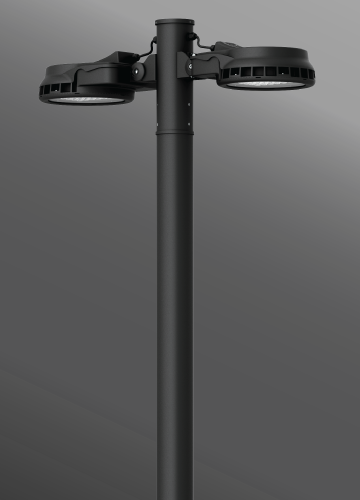 Click to view Ligman Lighting's  Quantum Street & Area Light, IDA: Horizontal non-adjustable (model UQA-210XX).