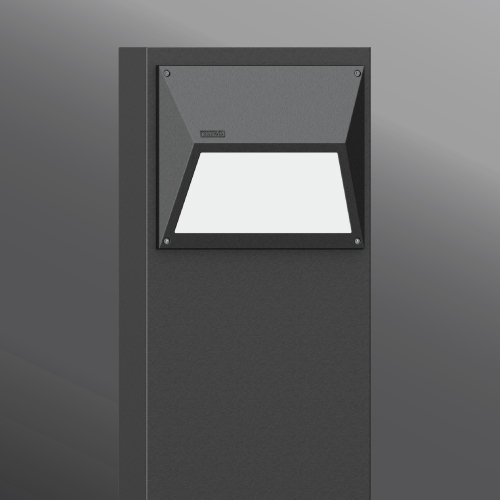 Click to view Ligman Lighting's Eco Bollard (model UEC-1050X).