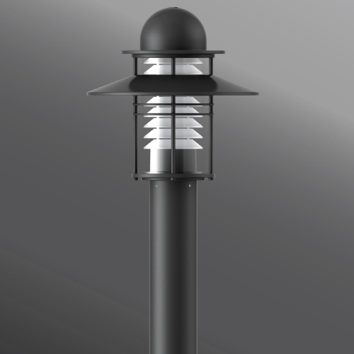 Click to view Ligman Lighting's  Eurasia Bollard (model UEU-100XX).