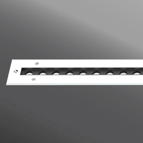 Click to view Ligman Lighting's  Light Linear LA 1 & 2 Inground (model ULA-600XX).