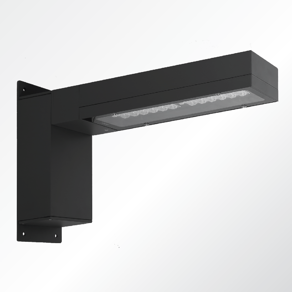 Surface luminaires light linear pt 12 surface Exterior linear led lighting