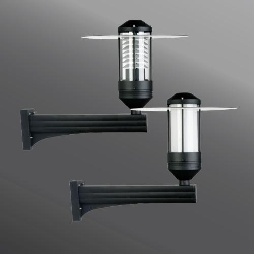 Click to view Ligman Lighting's Millennium wall light (model UML-3090X).