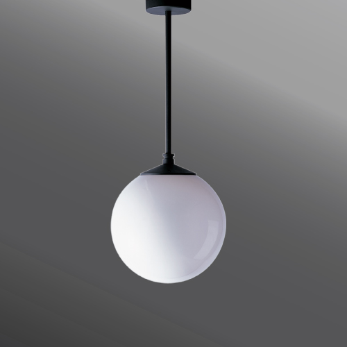 Click to view Ligman Lighting's Marina 1 2 pendant luminaire (model UMR-950XX).