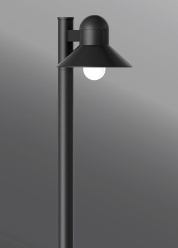 Click to view Ligman Lighting's  Atlantic Post Top (model UAA-20XXX).