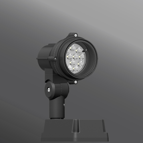 Click to view Ligman Lighting's Mic 1, 3 and 5 Floodlight (model UMI-50XXX, UMI-500XX, UMI-501XX).