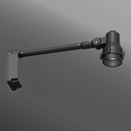Click to view Ligman Lighting's Mic 2, 4 and 6 Floodlight (model UMI-50XXX, UMI-500XX, UMI-5012X, UMI-501XX).