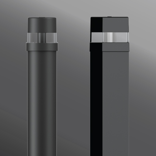 Click to view Ligman Lighting's Mini Lightsoft Bollard (model ULH-10XXX).