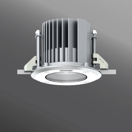 "Click to view Ligman Lighting's  Nikon Recessed Downlight 4.72"" (model UNI-805XX, UNI-80XXX)."
