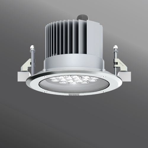 "Click to view Ligman Lighting's  Nikon Recessed Downlight 7.87"" (model UNI-80XXX)."