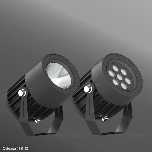 Click to view Ligman Lighting's  Odessa Floodlight (model UOD-500XX).