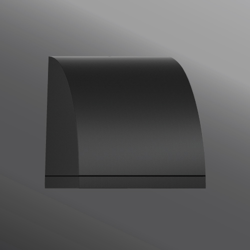 Click to view Ligman Lighting's Quarter Wall Light (model UQU-313XX).
