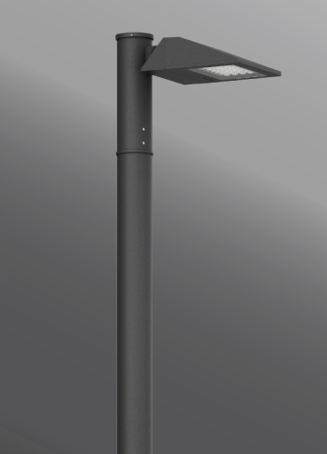 Click to view Ligman Lighting's  Vekter Area Light, IDA: Horizontal non-adjustable (model UVK-900XX).
