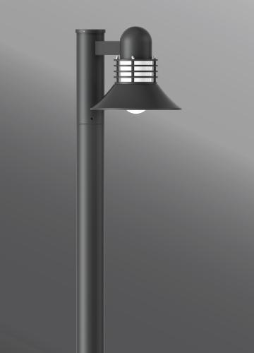 Ligman Lighting's Duomo Post Top (model UDU-20XXX).