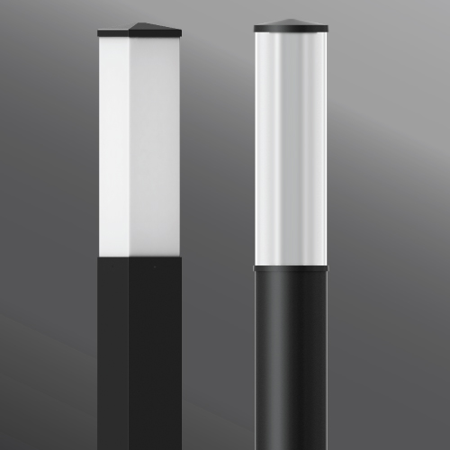 Click to view Ligman Lighting's Smith Bollard (model USM-1069X).