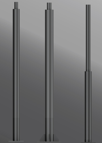 Click to view Ligman Lighting's Galvanized Steel Poles (model SPD-RSSXX-XXXX).