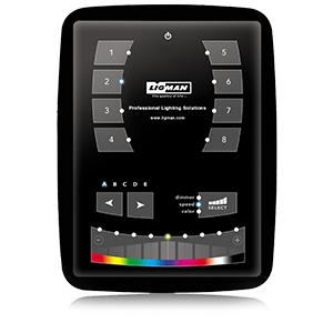 Click to view Ligman Lighting's STICK Range : STICK-KE1 1024 channels (model STICK-KE1).