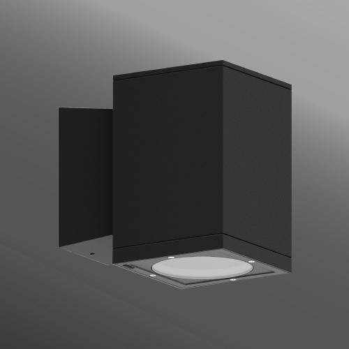 Ligman Lighting's Tango UP/DOWN Light || Type II, III & IV, N, M, W, Asymmetrical (model UTA-31XXX).