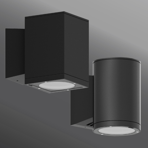 Click to view Ligman Lighting's Tango UP/DOWN Light || Type II, III & IV, N, M, W, Asymmetrical (model UTA-31XXX).
