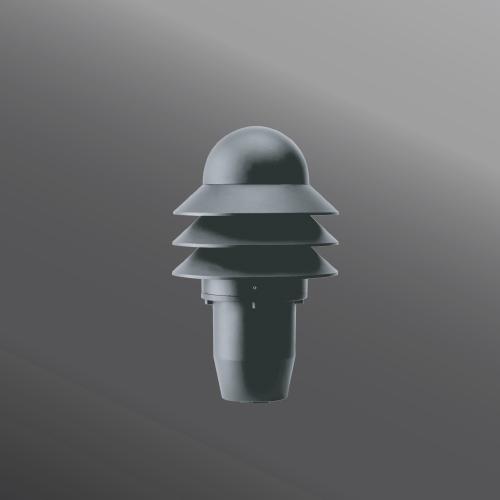 Click to view Ligman Lighting's Texas garden light (model UTE-702XX).
