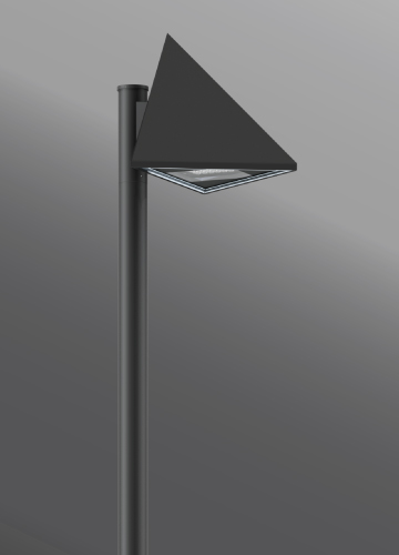 Ligman Lighting's Triangle Streetlight (model UTR-96XXX, UTR-960XX).