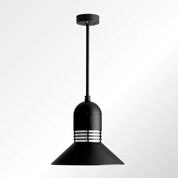 Pendant mounted luminaires duomo medium shade pendant for Luminaire outdoor