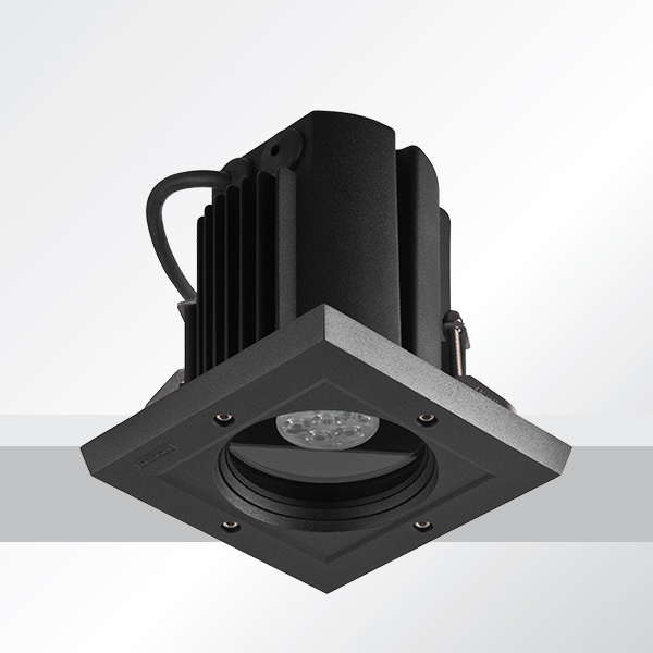 ceiling luminaires robust 6 recessed exterior downlight square hp led www