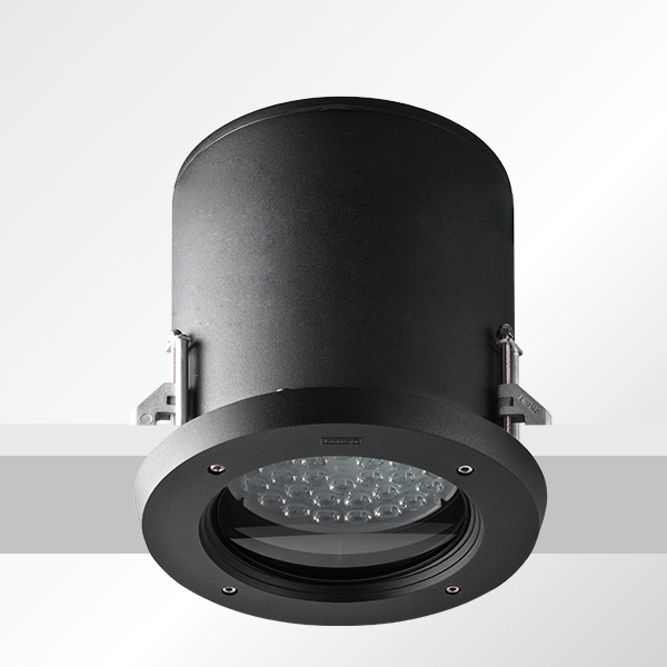 Ceiling Luminaires Robust 1 2 Recessed Exterior Downlight Round Dia Hp Led Www