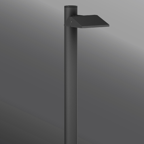 Click to view Ligman Lighting's  Vekter Bollard, IDA: Horizontal non-adjustable (model UVK-100XX).
