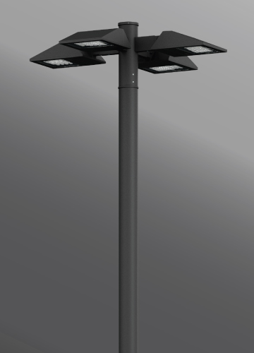 Ligman Lighting's Vekter Area Light, IDA: Horizontal non-adjustable (model UVK-900XX).