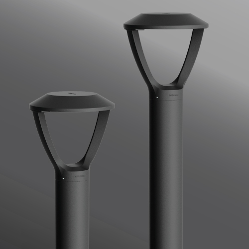 Click to view Ligman Lighting's  Macaron Bollard (model UMC-100XX).