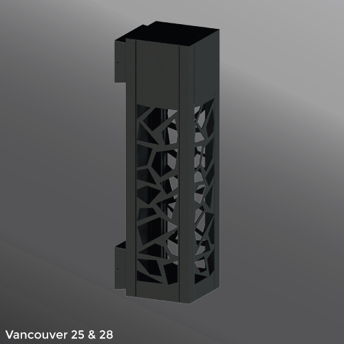 Ligman Lighting's Vancouver Wall (model UVA-300XX).