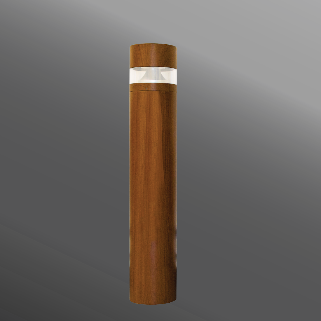 Click to view Ligman Lighting's Lightsoft Bollard - Woodland Series (model ULH-10XXX).